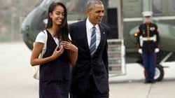 Malia Obama da la respuesta perfecta a una mujer que le hizo una foto sin su