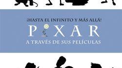 El libro que todos los amantes de Pixar querrían tener en sus