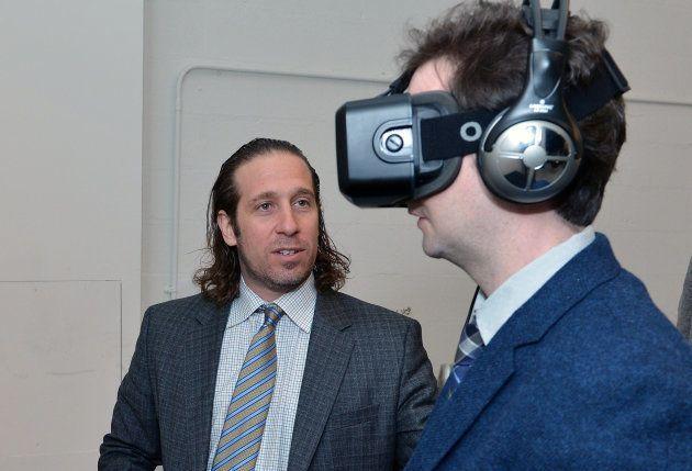 Cómo la realidad virtual ayudará al