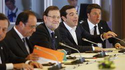 Rajoy avanza una reunión del Eurogrupo el sábado y una cumbre el