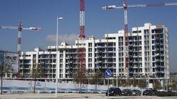 La vivienda recupera niveles anteriores a la