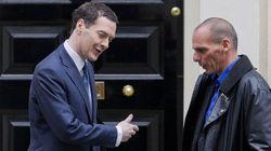 Los ingleses, fascinados ante el 'look Varoufakis'