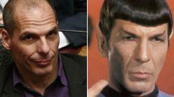 El parecido razonable entre Varoufakis y Spock triunfa en Twitter