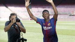 Mofas en Twitter por lo que le ha pasado al nuevo fichaje del Barça en su