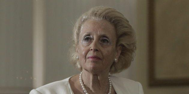 Vasiliki Zanu, primera ministra interina de Grecia hasta las