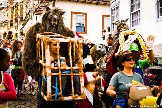 Carnaval de Brasil para extranjeros: la fiesta según los