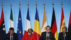 Rajoy anuncia una cumbre extraordinaria en Madrid sobre terrorismo e inmigración