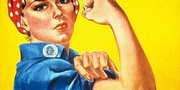 El hilo de Twitter que explica por qué Rosie la Remachadora no es un símbolo tan feminista como