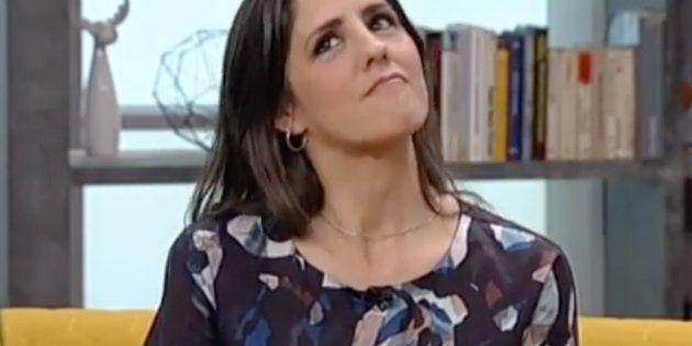 Lorena Berdún presentará un programa sobre sexo en
