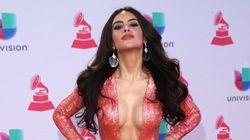 Escotazos por todas partes: fotos de los Grammy Latino