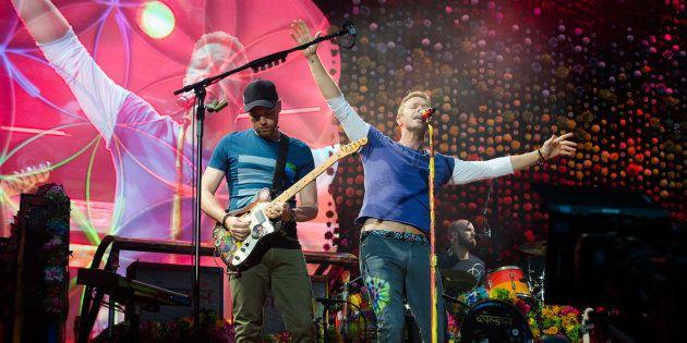 Coldplay estrena 'Houston', la canción para los afectados por