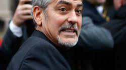 George Clooney confiesa que criar mellizos es