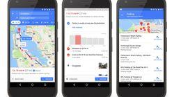 Así funciona la opción de Google Maps que te ayuda a