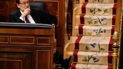 El número exacto de veces que Rajoy ha pronunciado hoy la palabra