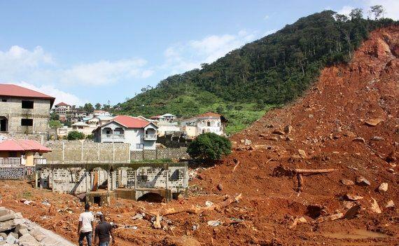 Inundaciones en Sierra Leona: la respuesta ante la