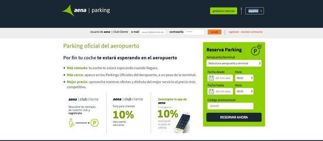 Los parkings de los aeropuertos de Bilbao, Sevilla o Palma de Mallorca, los más caros de