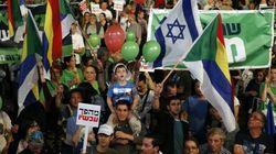 Decenas de miles de personas exigen en Tel Aviv la marcha de
