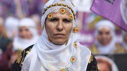 9 imágenes del Día de la Mujer en el mundo