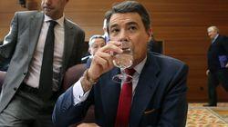 Ignacio González, a los comisarios: