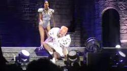 Madonna no es la única: ningún cantante escapa a la Ley de la gravedad