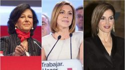 Ana Patricia Botín, Cospedal, Ana Pastor y Letizia, en el 'top ten' de la lista 'Forbes' de las mujeres más