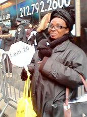 8 de Marzo en Manhattan: por un Planeta