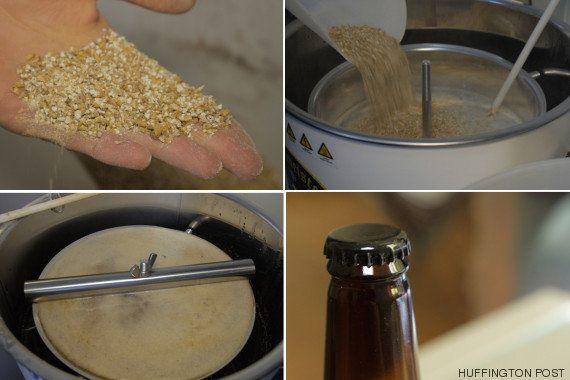 De la malta a la jarra: así se prepara la cerveza casera