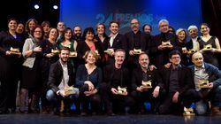 La Unión de Actores consolida 'La isla mínima' y premia a José