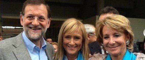 Rajoy evita pronunciarse sobre Ignacio González y aboga por hablar del