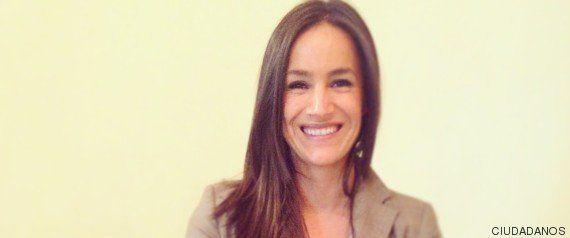 Begoña Villacís, candidata de Ciudadanos al Ayuntamiento de Madrid: