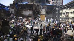 Siete muertos y decenas de desaparecidos al derrumbarse un edificio en