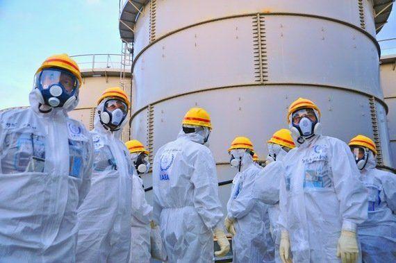 Aniversario de Fukushima, cuatro años tirando residuos