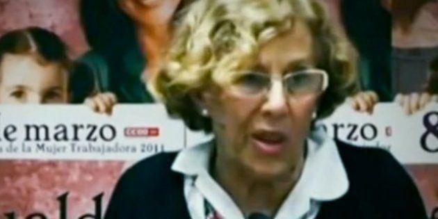 Manuela Carmena, elegida como candidata de Podemos a liderar la lista de Ahora