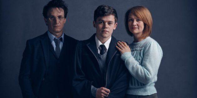 Harry Potter en el teatro: estos son los actores que interpretarán a Harry, Ginny y Albus