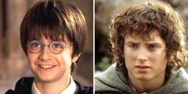 El friki-GIF que demuestra que Harry Potter y Frodo Bolsón son la misma