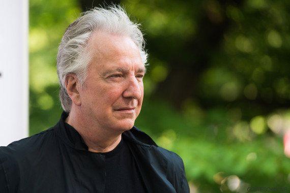 Alan Rickman, el actor que dio vida a Snape en Harry Potter, muere a los 69