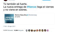 IU se intenta sumar a la broma de Netflix a Rajoy... y sale muy mal