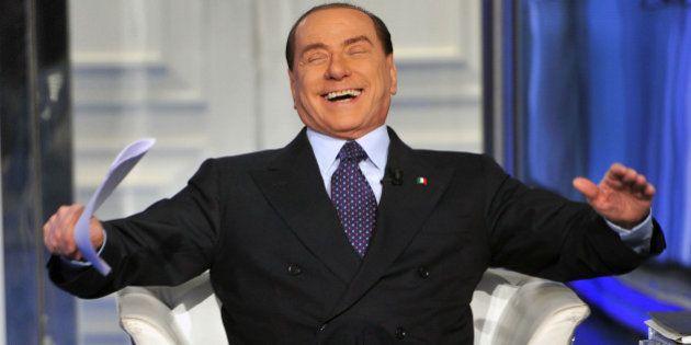 Berlusconi, absuelto en el 'caso