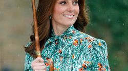 El bonito homenaje de Kate de Cambridge a Lady