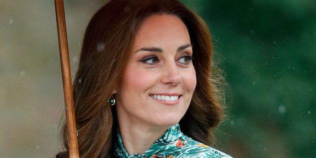 Catalina de Cambridge en el homenaje a Diana en el palacio de