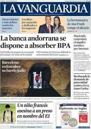 Revista de prensa: Más allá del