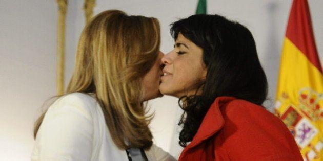 Susana Díaz pide no boicotear su investidura pero no cede a las demandas de