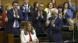 El debate de investidura de Díaz, EN