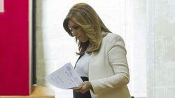 El Parlamento andaluz dice 'no' a la investidura de Díaz en la primera