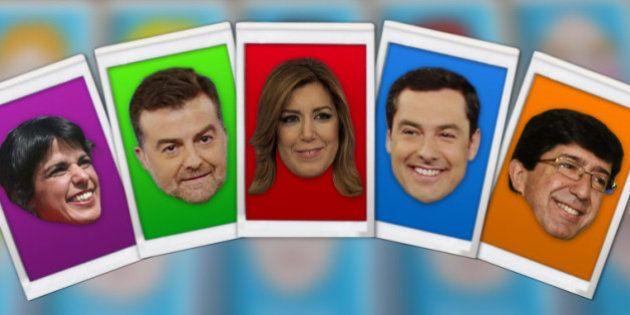 Programas electorales en Andalucía: Qué prometen PSOE, PP, Podemos, Ciudadanos e