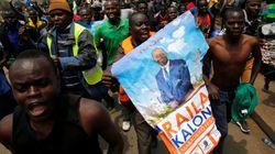 La justicia keniana anula el resultado electoral y ordena convocar nuevos