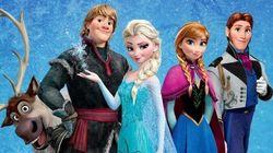 Disney anuncia 'Frozen