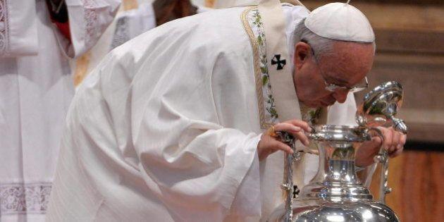 El papa Francisco quiere más curas