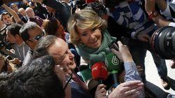 Aguirre: si gana Podemos no podrá volver a votarse