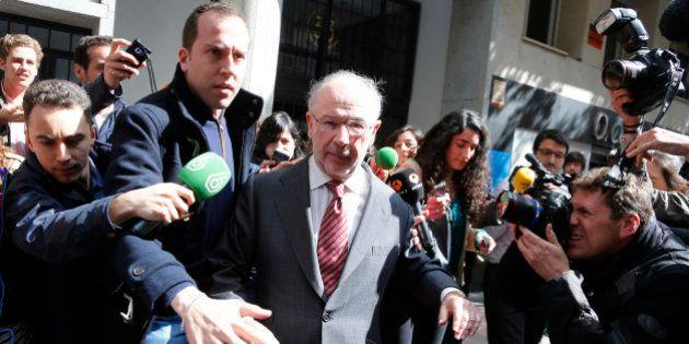 El juez cita a Rato para declarar como imputado el próximo